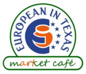 European in Texas — Market Logo