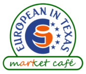 European in Texas — Market Logo